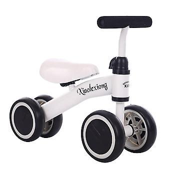 Baby Balance Bike, Ei poljinta Infant 4 Pyörät