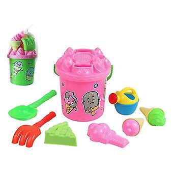 Beach toys set (9 pcs)