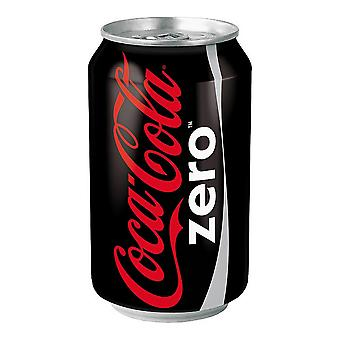 Forfriskende Drink Coca-Cola Zero (33 cl)