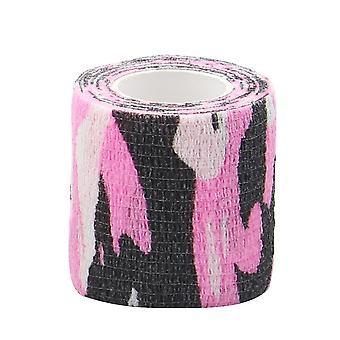 24pcs Camouflage Tattoo Grip Bandage Elastische Wraps Bänder Vlies Selbstklebend