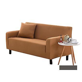 براون 90-140cm أريكة ووسائد أريكة تغطي homi3261