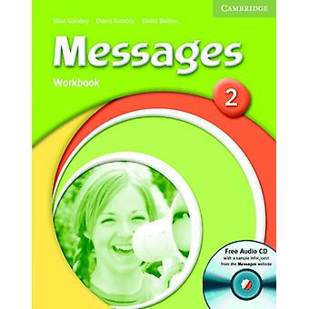 Messages 2 Workbook with Audio CD