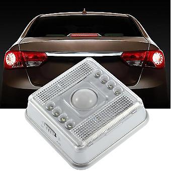 Wireless Infrared 8 Led Light Lamp Pir Auto Sensor Motion Detector