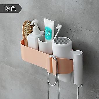 Badezimmerregal Inkognito Selbstklebende Make-up Aufbewahrungsbox Stecker Haken Organisieren