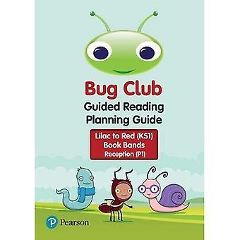 Bug Club Guided Reading Planning Guide - Reception (2017) (BUG CLUB)