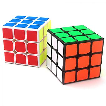 3x3x3 Classic Magic Cube Sticker Cubo Magico Professional Speed Cube Puzzle Students Educational Toys Neocubes Kids Best Gift