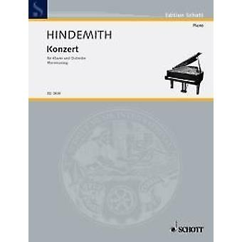 Hindemith: Concerto Piano Reduction For 2 Pianos