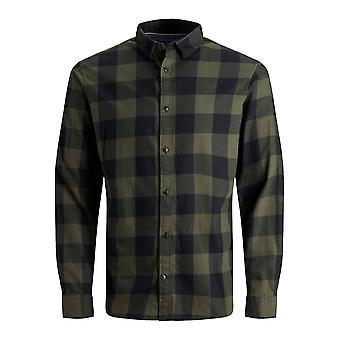 Shuuk Twill Button Down Shirt