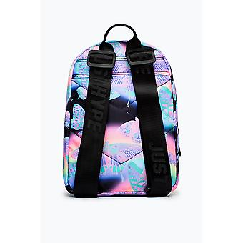 Hype Butterfly Glow Backpack