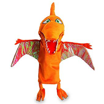 Puppets marionettes pterodactyl hand puppet