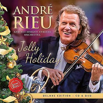 ANDRE RIEU - JOLLY HOLIDAY (1CD 1DVD) [CD]