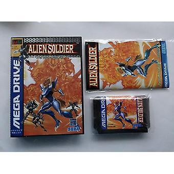 Md Game Alien Soldier Games