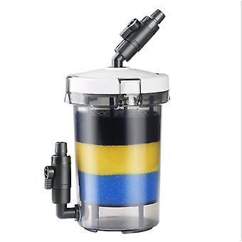 Silent Filter Pump For Aquarium Fish Tank (with Water Pump Accessories)