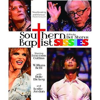 Southern Baptist veklingar [Blu-ray] USA import
