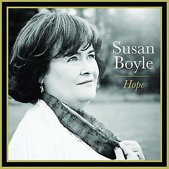 Susan Boyle - hoop [CD] USA import