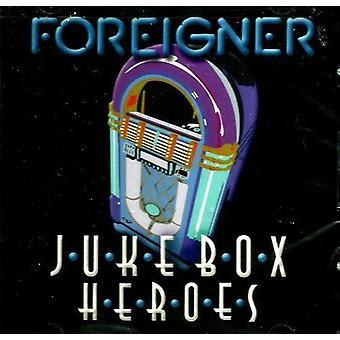 Importación de Juke Box héroes [CD] los E.e.u.u. extranjero-