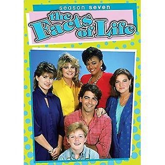 Facts of Life: sæson 7 [DVD] USA import