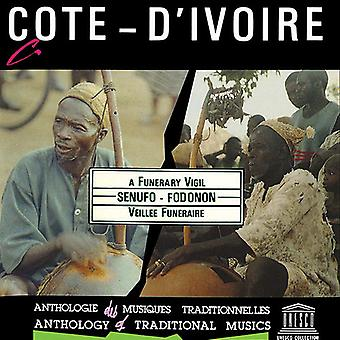 Various Artist - Cote Divoire: A Senufo-Fodonon-Funerary [CD] USA import