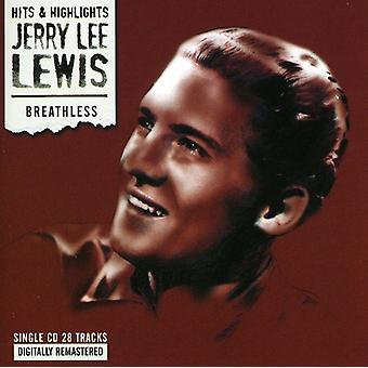 Jerry Lee Lewis - Breathless [CD] USA import