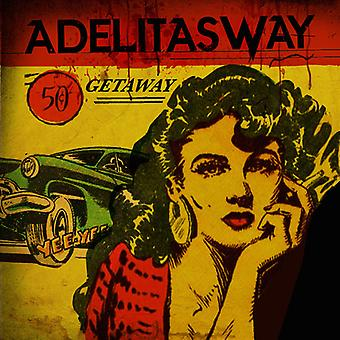 Adelitas Way - Getaway [CD] USA import