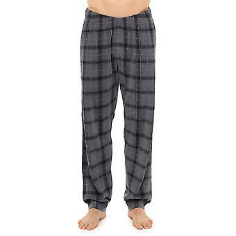 Tom francos Mens Plaid seleção verão pijama calça Loungewear