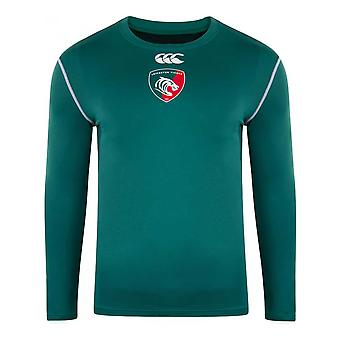 CCC leicester tigers froid manches longues baselayer