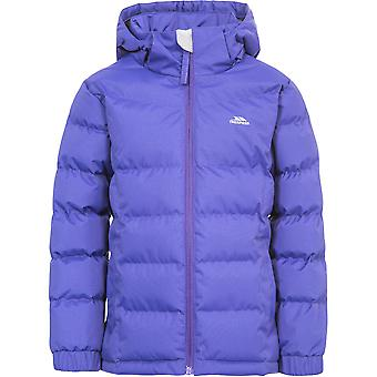 Intrusion filles Marey Polyester imperméable coupe-vent Padded Jacket Coat
