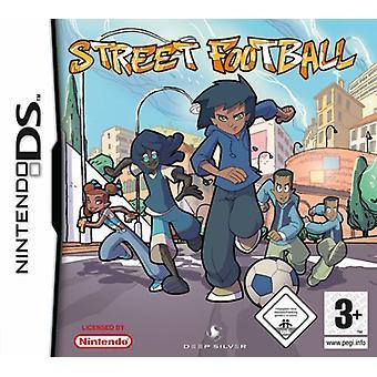 Street Football (Nintendo DS) - Fabrik versiegelt