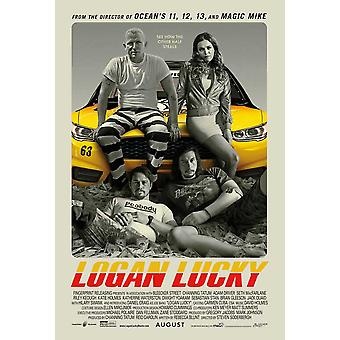 Logan Lucky Movie Poster (11 x 17)