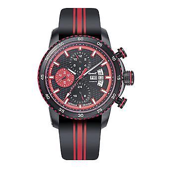 Ingersoll men's watch wristwatch automatic bison N0. 74 IN1717RD
