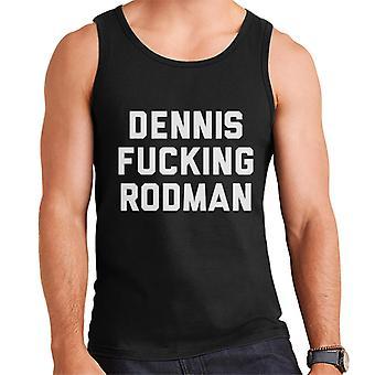 Dennis kurva Rodman muži ' s vesta