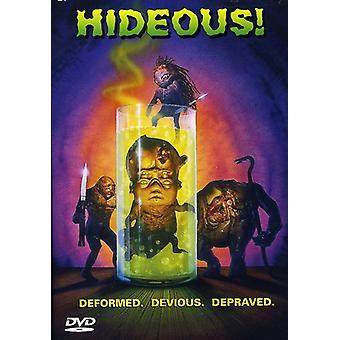 Hideous! [DVD] USA import