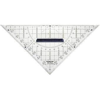 Staedtler Triangle 568 35 Glassy Hypotenuse length: 22 cm