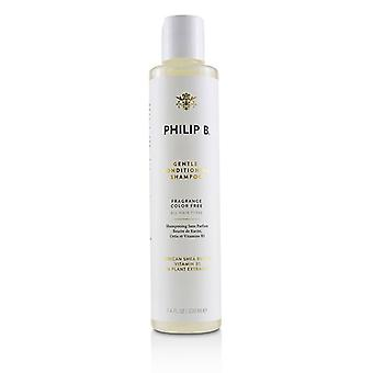 Philip B Gentle Conditioning Shampoo (fragrance Color Free - All Hair Types) - 220ml/7.4oz