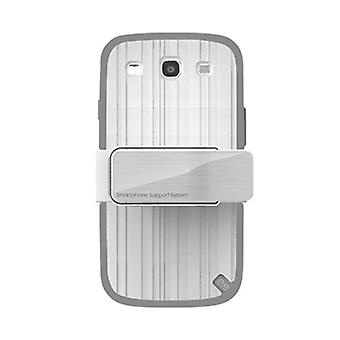 5 Pack -PureGear Utilitarian Smartphone Support System for Samsung Galaxy S3 (White) -02-001-01682