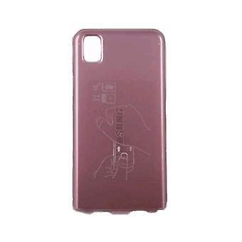 Oem Samsung M800 ένστικτο τυπική μπαταρία πόρτα - ροζ