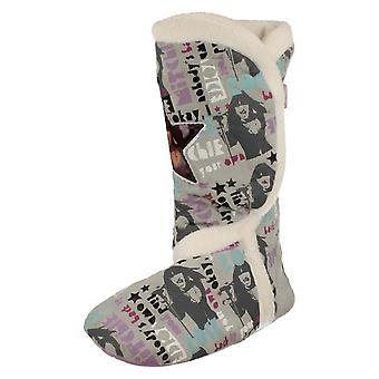 Dziewczyny Camp Rock pantofel botki Demi Lovato