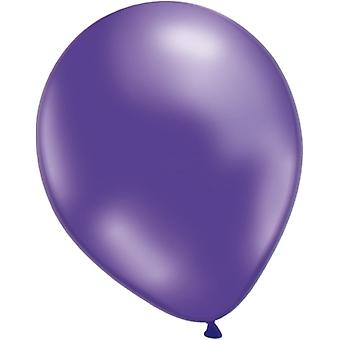 Ballons Purple Metallic 25-pack