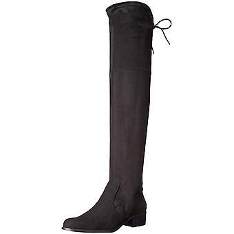 Charles by Charles David Womens Gunter Almond Toe Knee High Fashion Boots