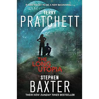 The Long Utopia by Terry Pratchett - Stephen Baxter - 9780552169363 B