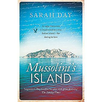 Mussolini's Island by Sarah Day - 9781472238207 Book