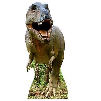 Tyrannosaurus Rex - Lifesize papp åpning / Standee