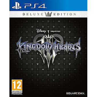 Kingdom Hearts 3 Deluxe Edition (PS4)