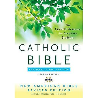 Étude de la Bible-NABRE-personnel catholique