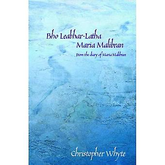 BHO Leabhar-latha Maria Malibran: Z pamiętnika Maria Malibran