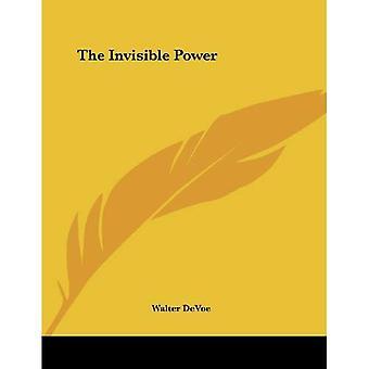 El poder Invisible