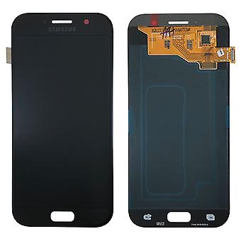 Display LCD complete set GH97 19733A black for Samsung Galaxy A5 A520F 2017
