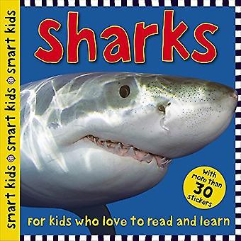 Smart Kids klistermärke hajar (smarta barnen klistermärke böcker)
