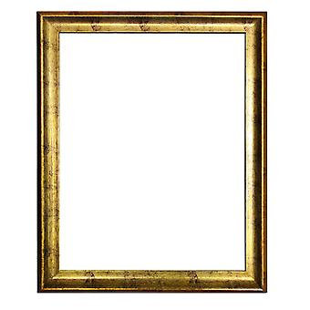 28x35 cm or 11x14 inch, photo frame in gold