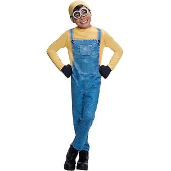 Bob Minion Child Costume
